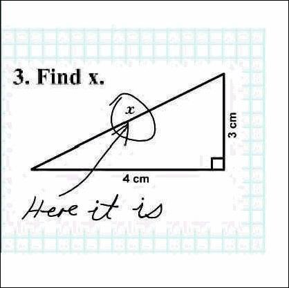 find-x-hypotenuse