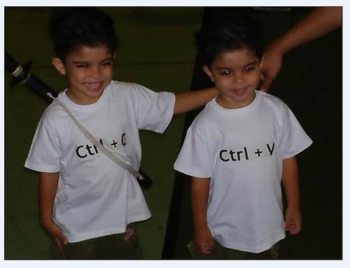 Twin Boys T-Shirt